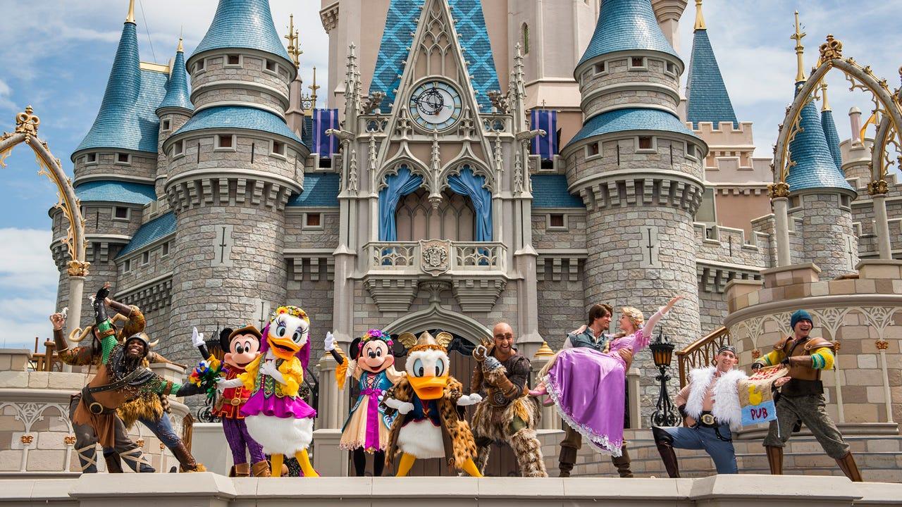 This Week in Disney Parks Photos: 'Mickey's Royal Friendship Faire' at Magic  Kingdom Park   Disney Parks Blog