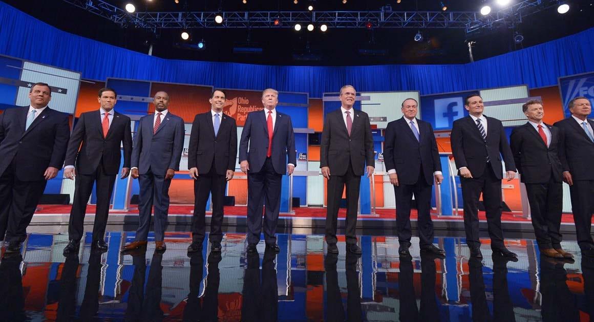 republican debate 2015: The Debate's Biggest Winners–And Losers - POLITICO  Magazine