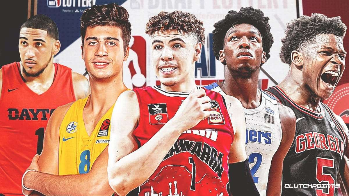 NBA Mock Draft 1.0: NBA Draft 2020