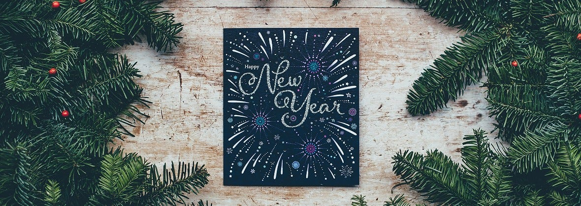 Your healthy New Year's Resolutions