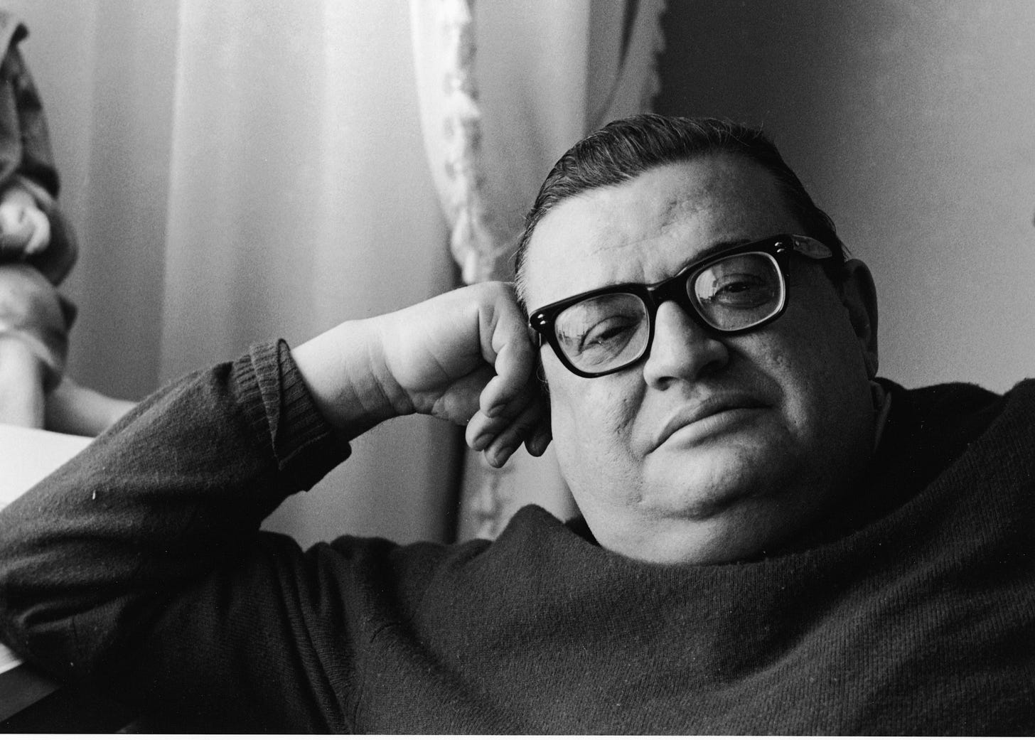 Fifty years ago this spring, Mario Puzo changed the way we view organized  crime | The Mob Museum