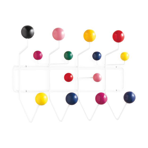 Eames® Hang-It-All Coat Rack in color