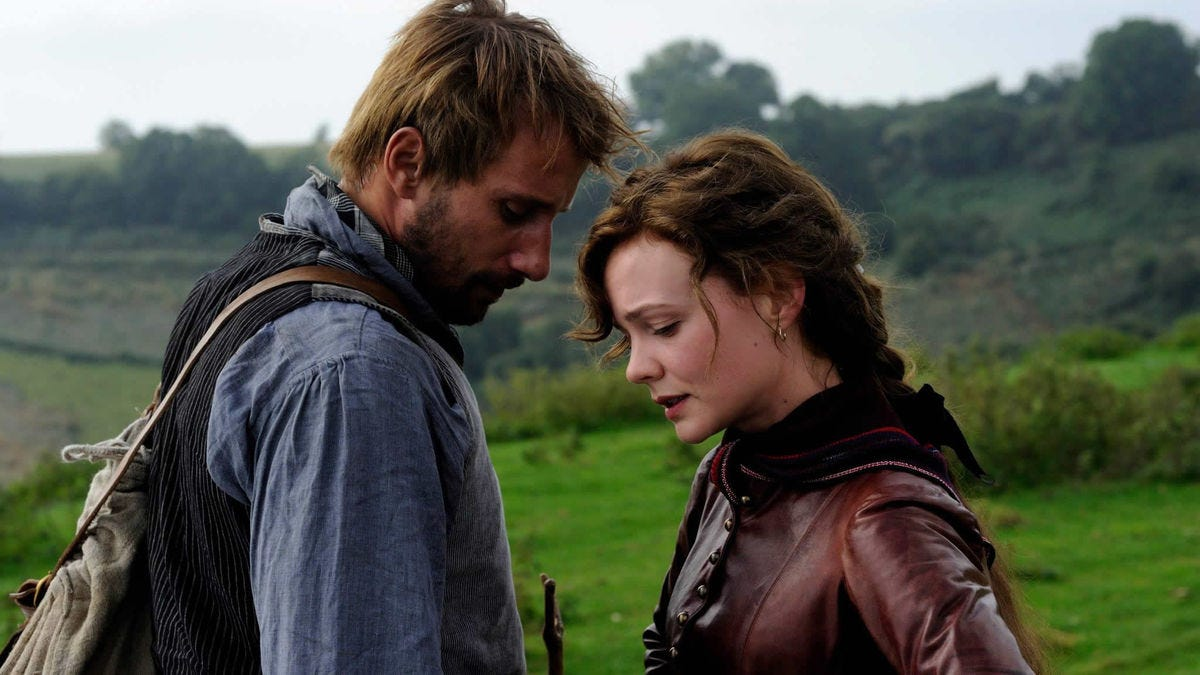 Far from the Madding Crowd (2015) directed by Thomas Vinterberg • Reviews,  film + cast • Letterboxd