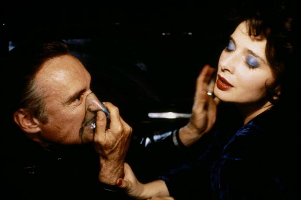Frank Booth, 'Blue Velvet' — Warped Movie Villains