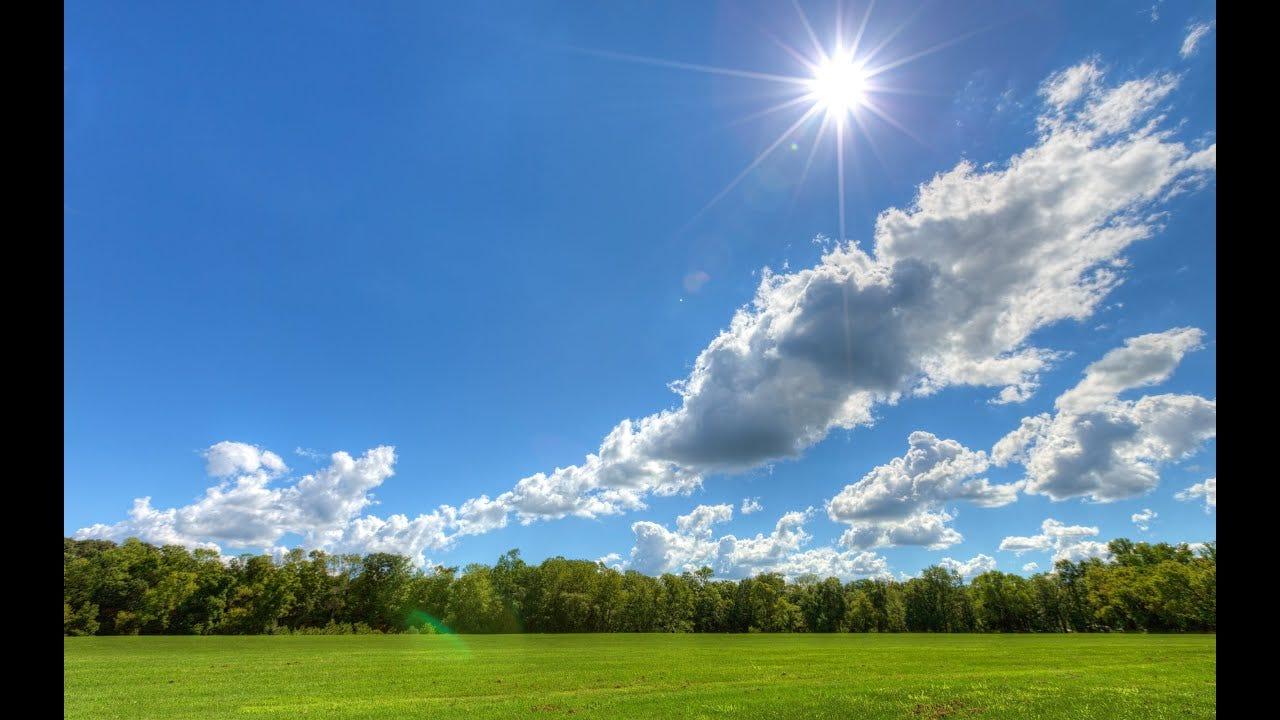 Sunny day - YouTube