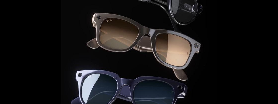 Facebook anuncia Ray-Ban Stories, óculos inteligentes com câmeras - TecMundo