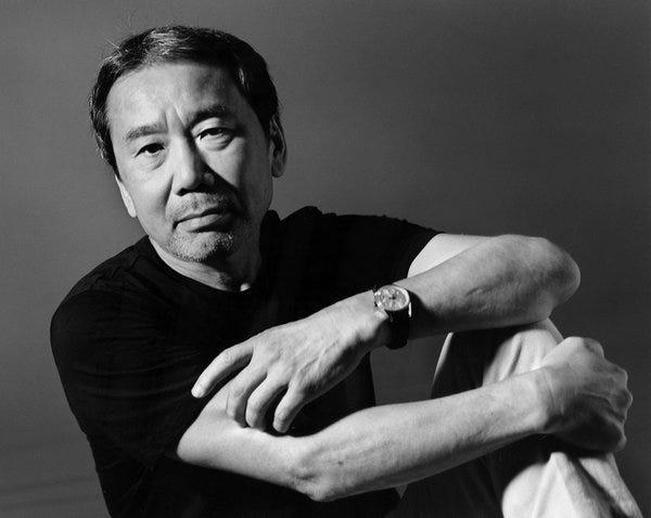 Photo of Haruki Murakami - Japanese writer