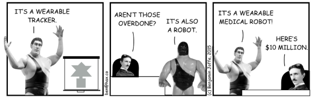 A Hardware Comic Strip