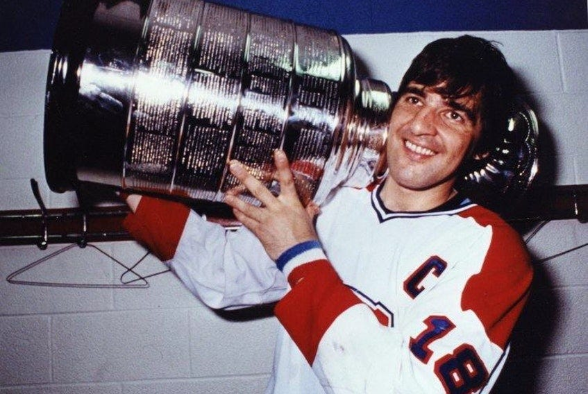 Hall of Famer Serge Savard won eight Stanley Cups as a player with the Montreal Canadiens. – Submitted photo