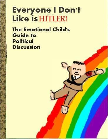 Everyone I Don't Like Is Hitler | Know Your Meme