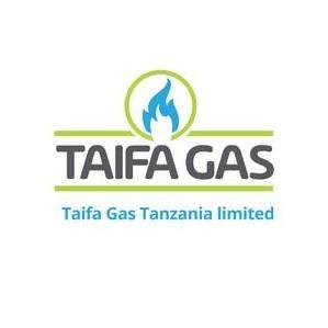"May be an image of text that says ""TAIFA GAS Taifa Gas Tanzania limited"""