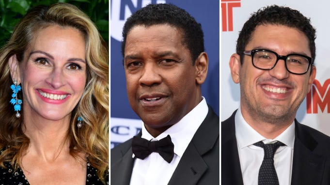 Julia Roberts Denzel Washington Sam Esmail