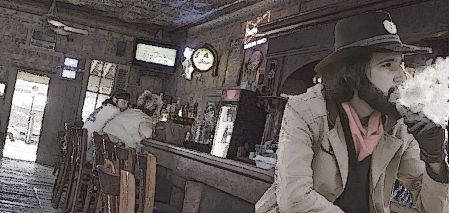 cowboy bar