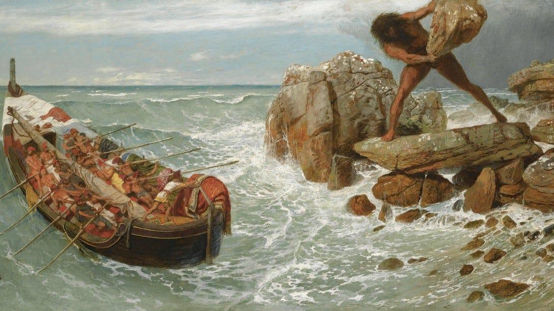 Ulises, el arte y el mito | Wall Street International Magazine
