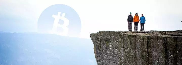 Bitcoin price drops $700 as $10,000 support breaks