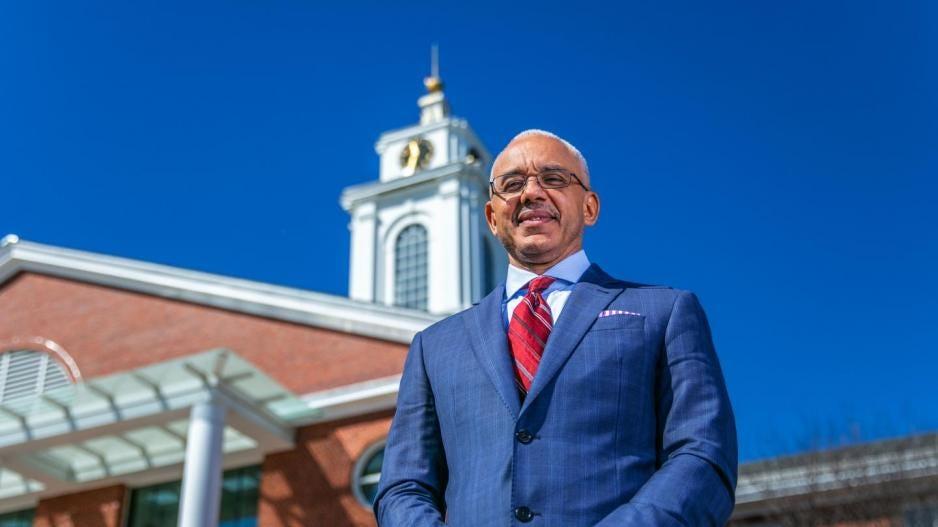 Bentley University Names Brent Chrite as its Ninth President