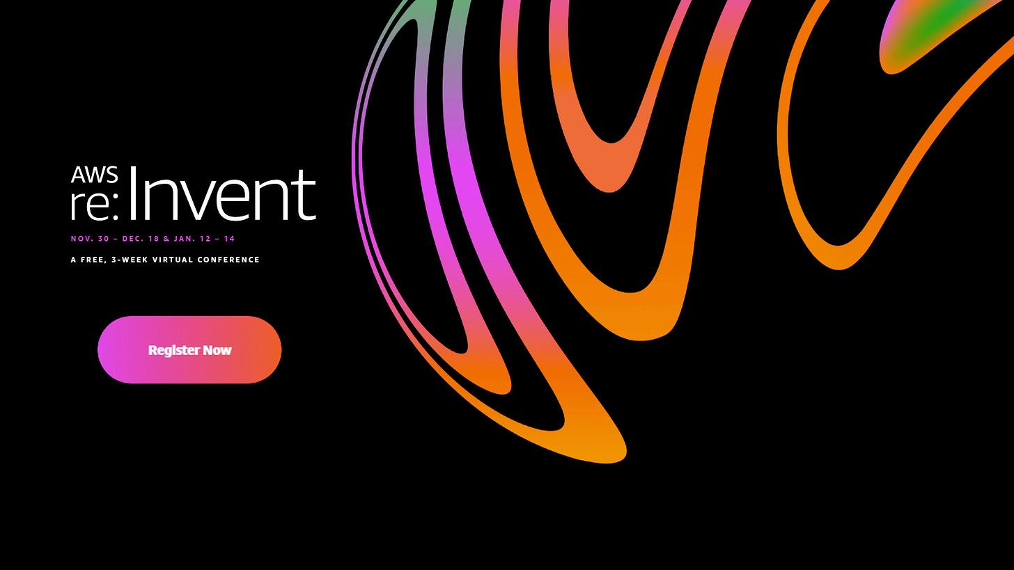 AWS re:Invent 2020 | Amazon Web Services