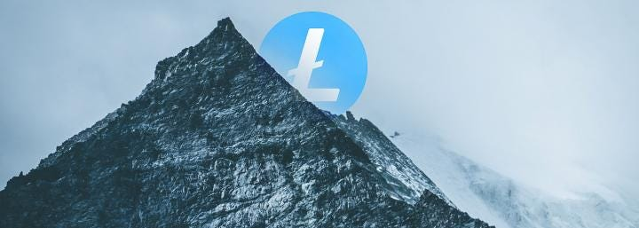 The Litecoin halving has concluded and LTC is up 9 percent