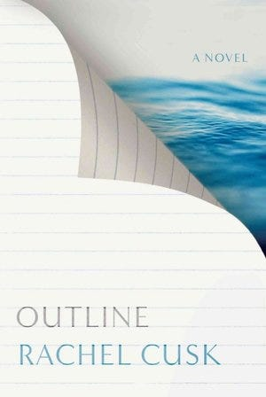 Book Review: 'Outline,' By Rachel Cusk | : NPR