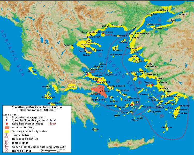 File:Map athenian empire 431 BC-en.svg