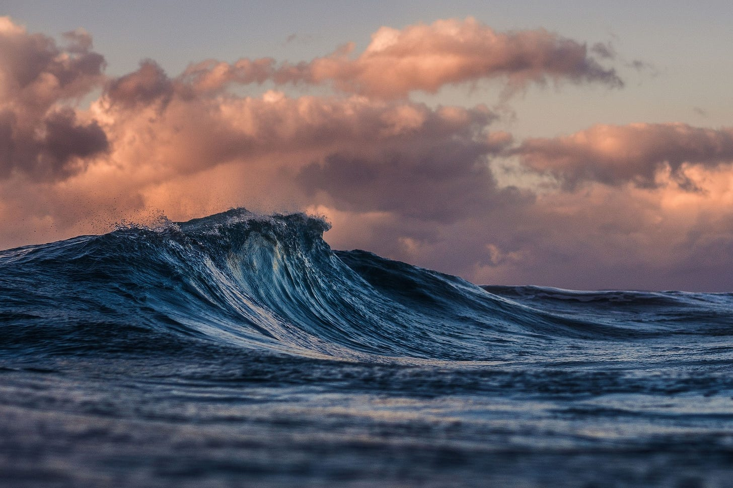 Gentle waves or a tsunami: what will the New Year bring us? | Sally Abrams  | The Blogs