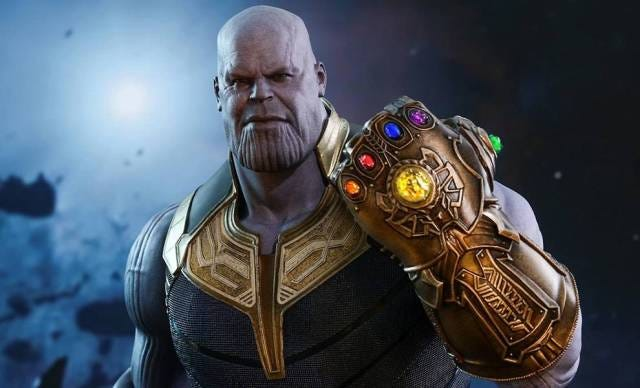 How to use the Thanos snap to make search results disappear - Dignited