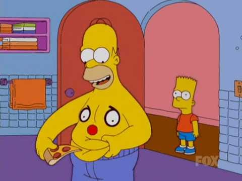 Homer - Mr Stomache - YouTube
