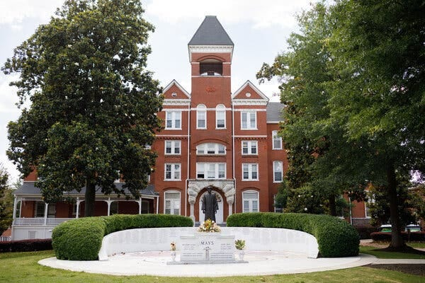 A graduate of Morehouse College, an historically Black school, would pay $1,619 more over the life of his contract than an Emory graduate, according to Stride Financial's online calculator.