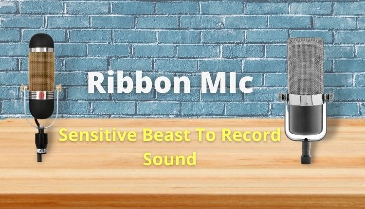 Best ribbon microphones