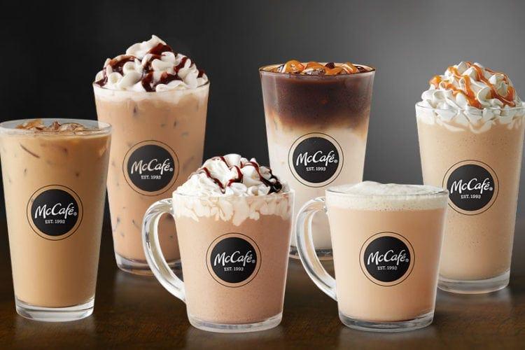 McDonald's Buy One Get One For A Penny McCafé - Simplemost