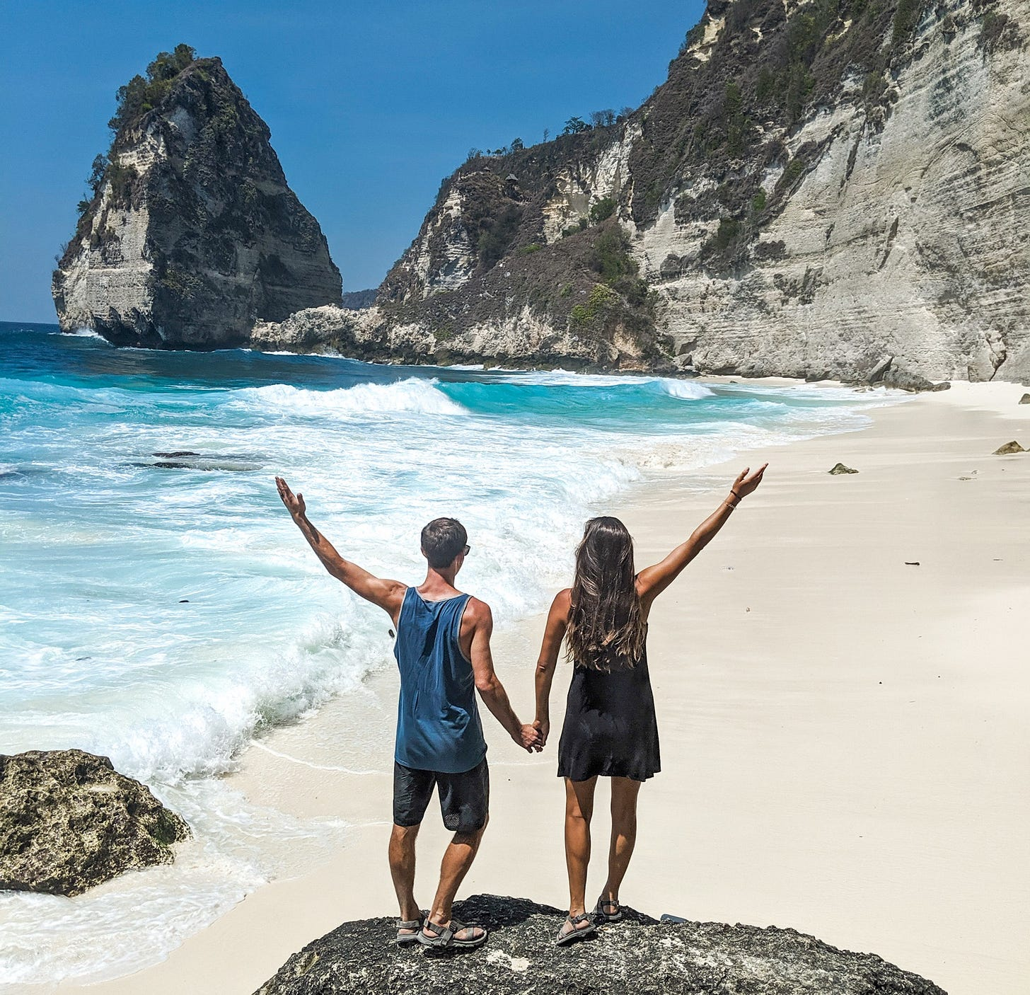 diamon beach, travel mentors
