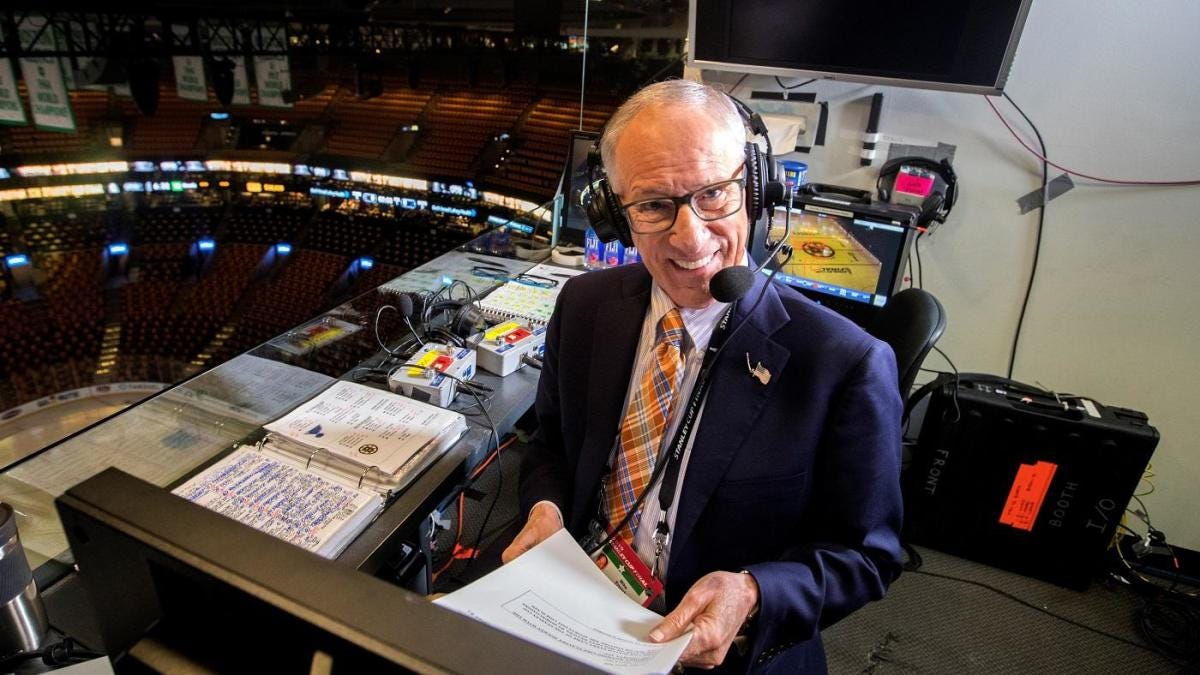 Legendary NHL announcer Mike 'Doc' Emrick retires from broadcasting -  CBSSports.com
