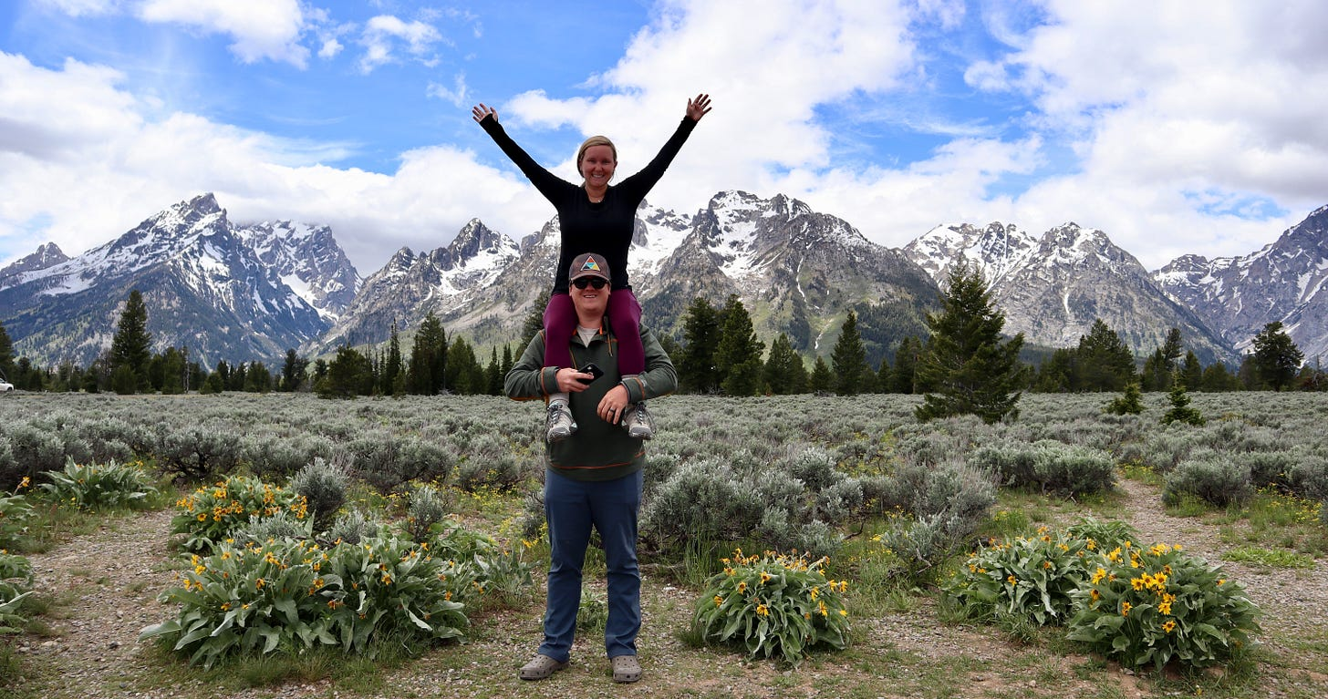 travel mentor grand teton national park
