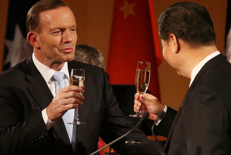 Bob Hawke tells the ALP to not 'go backwards' on the China trade deal |  Business Insider