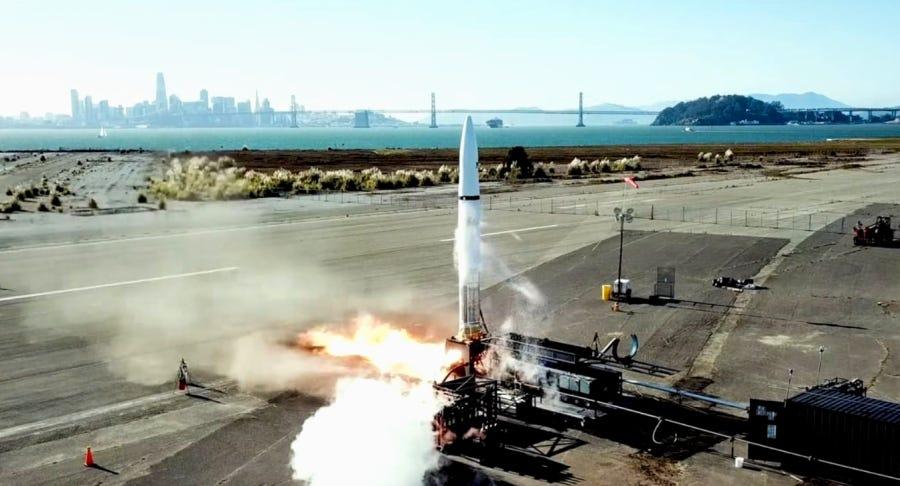 Rockets secretly built near San Francisco set to blast off for DARPA  Challenge   KRON4