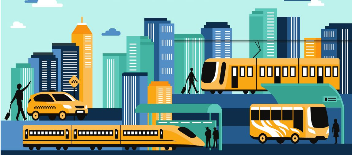 WHITE PAPER: How AI and IoT can reshape public transit in the Covid era |  Traffic Technology Today