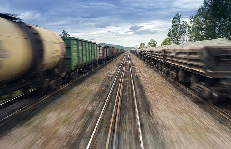 Russia and China plan to launch first high-speed freight train in ...