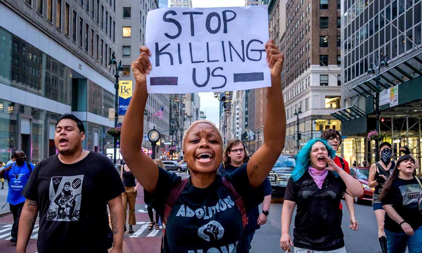 It's Time for Effective Oversight of Police Violence - Yes! Magazine