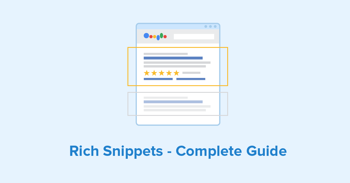 Rich Snippets Complete Guide