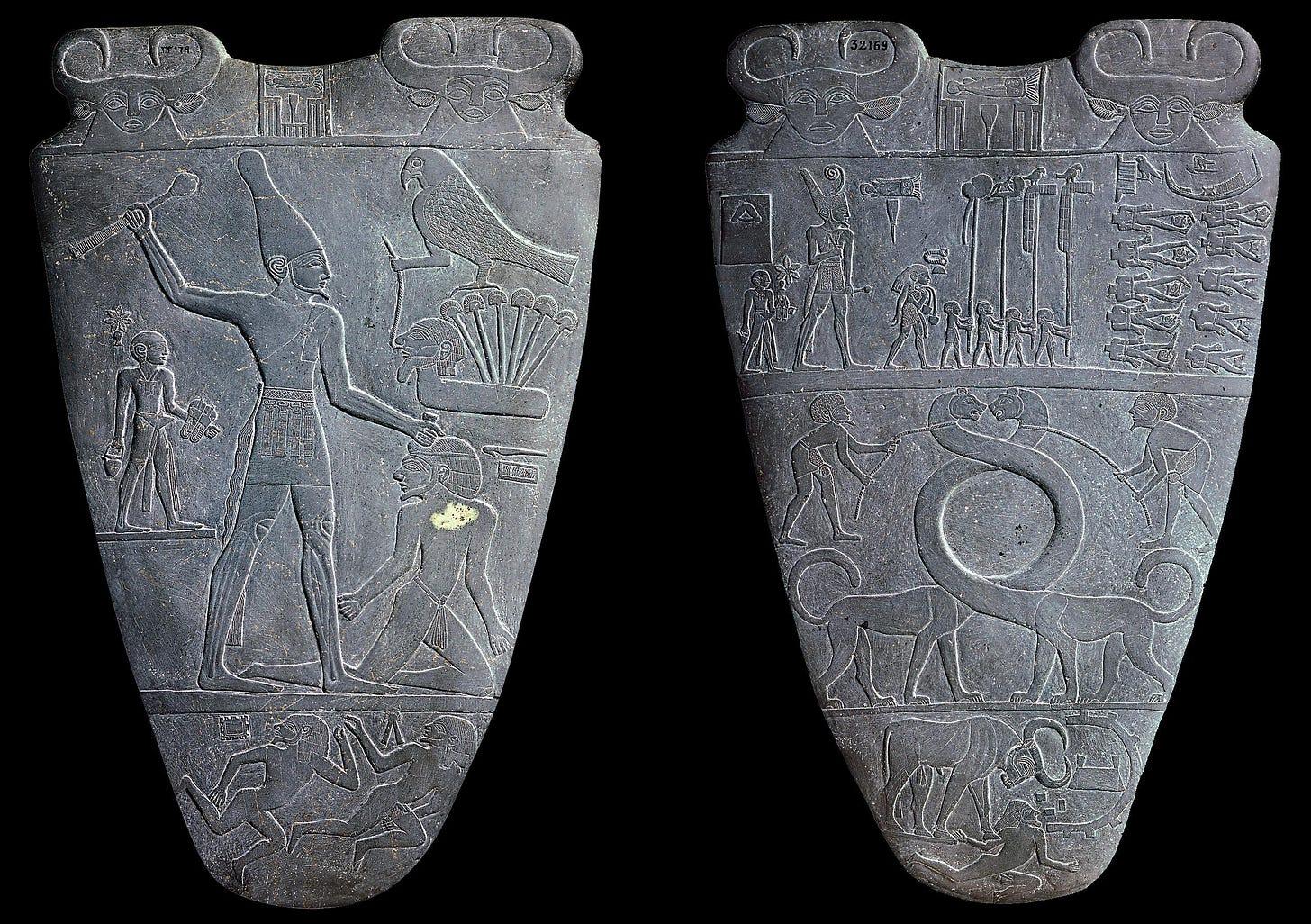 Narmer Palette - Wikipedia