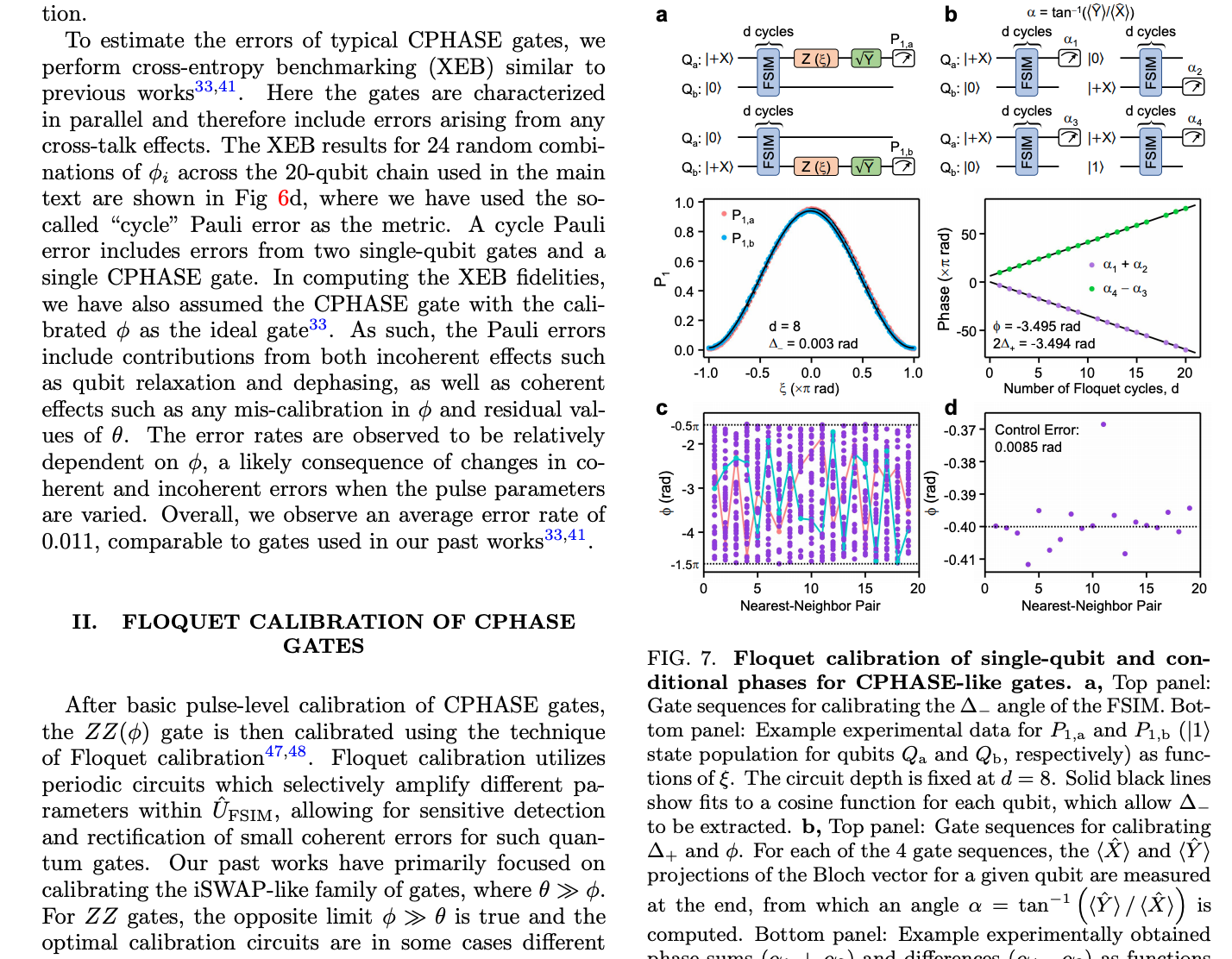 A screenshot of the paper, featuring utterly incomprehensible graphs, charts, and tiny text littered with greek symbols.