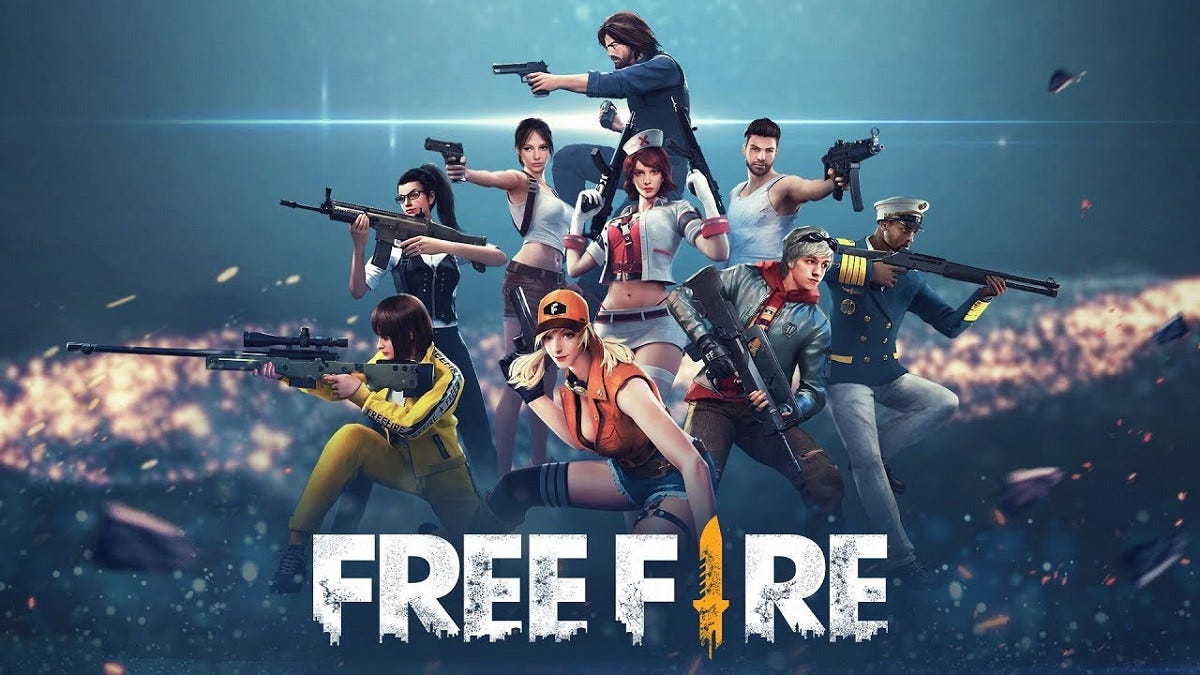 Free Fire sets record with 80 million daily players for free-to ...