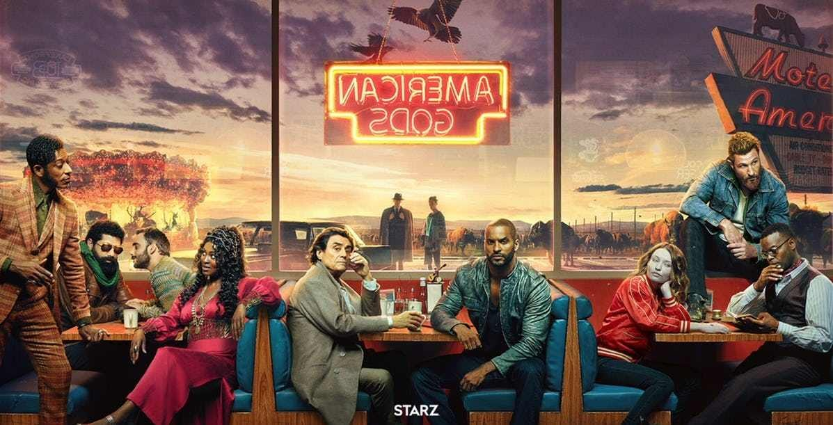 American Gods Season 2 Release Date, Episode Guide, Trailer, Cast, Story  Details, and News | Den of Geek