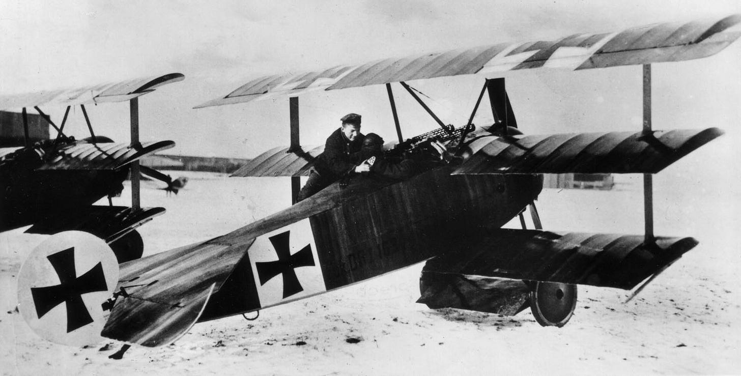 Combat Challenge: A WWI Christmas 12/28