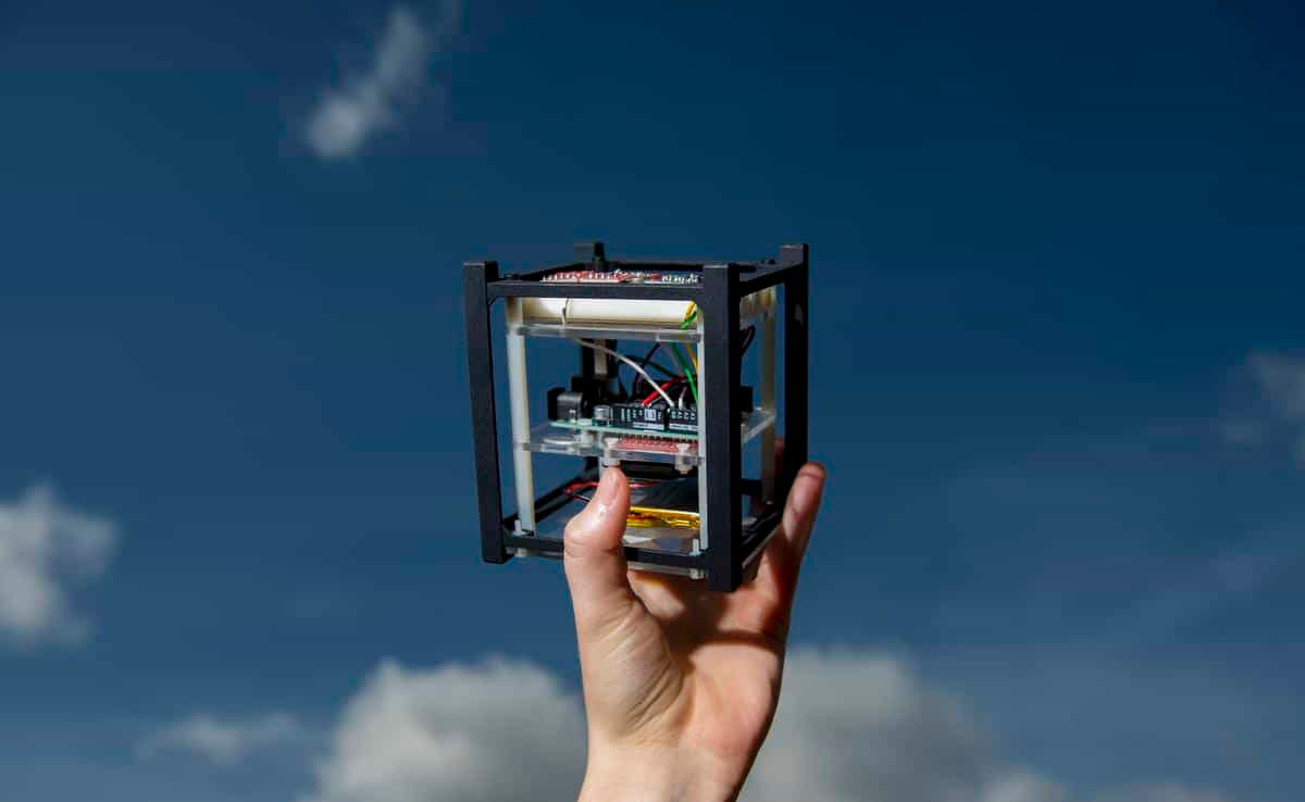 NASA SELECTS IRVINE03 CUBESAT FOR LAUNCH MISSION   IPSF