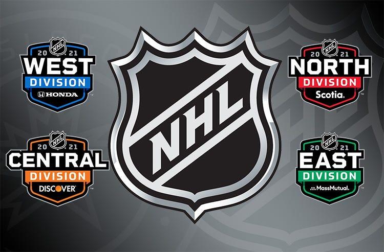 NHL Reveals Logos, Sponsors for their Realigned Divisions – SportsLogos.Net  News
