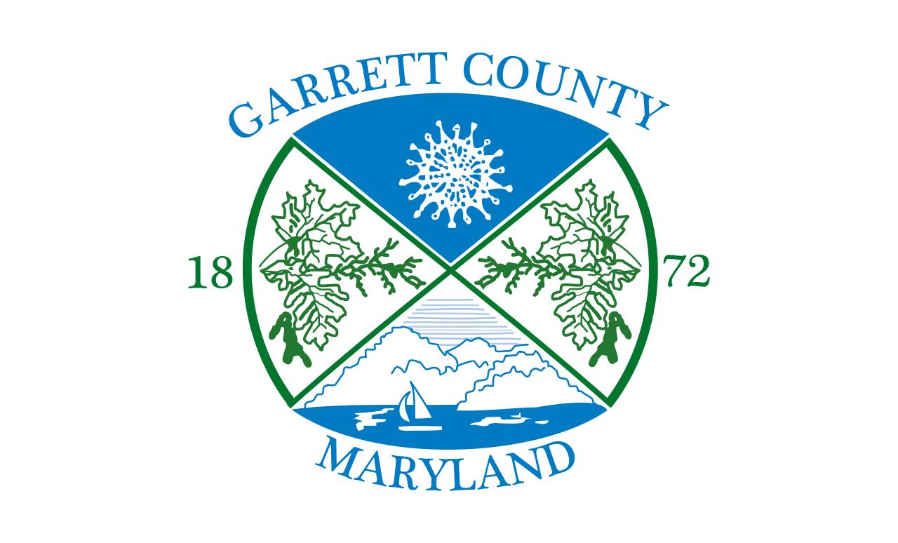 Flag of Garrett County, Maryland.svg