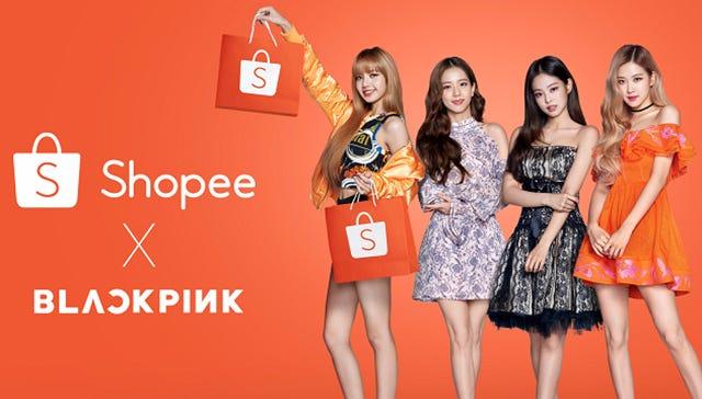 K-pop group BlackPink signed as Shopee brand ambassador - Inside Retail