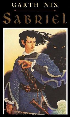 Sabriel (Abhorsen,  #1)