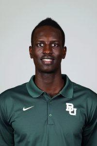 Deng Deng - Courtesy Baylor University Athletics